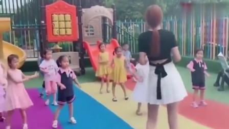 帮朋友问一下,这是哪个幼儿园