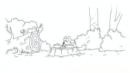 搞笑动画:精心准备的情人节午餐,却被一只流