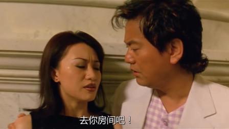 陈百祥表示,自己不是随便的男人,转身带美女