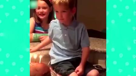 熊孩子们的失误搞笑视频 尽情的捧腹大笑吧