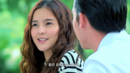 韩国总裁搭讪美女,美女自恋以为要追她,结果