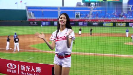 据说这是韩国最美啦啦队队长,被誉为韩国国宝