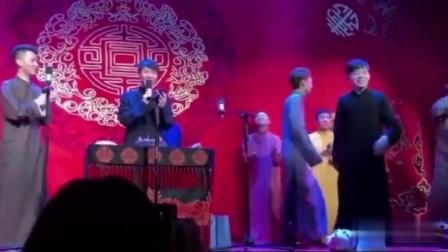 德云社:跳钢管舞的秦霄贤,妖娆的不忍直视