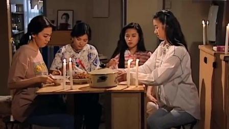 """大时代:蓝洁瑛李丽珍这四位大美女""""最后的晚"""