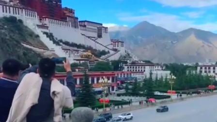 318川藏线重庆一美女自驾游,到达所在地真是太