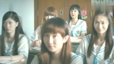学生们全都是鬼--美女老师上课被吓跑!