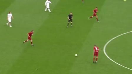 利物浦每日经典:杰拉德声东击西弹地中柱破门