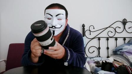 小伙花了9000块钱买了一个二手镜头,只为街拍美