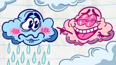 铅笔人搞笑动画:梦想成真的小铅笔人是福不是