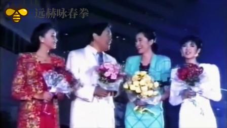 经典影像:央视三大美女杨澜、倪萍、许戈辉共
