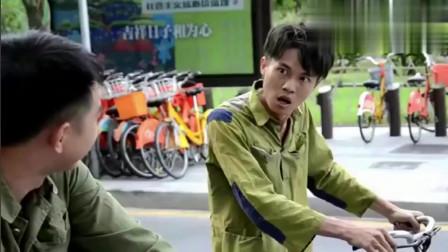 搞笑视频:老表开个三轮车居然那么快,大哥奋