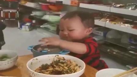 搞笑视频:这是我见过的最奇葩的广西宝宝,上