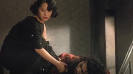 美女见朋友倒地追出去,以为看见凶手,却差点被杀!