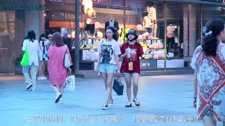 三里屯街拍,你的城市复工了吗?北京这几天开始陆续复工了