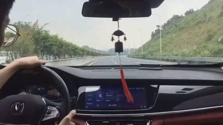 搞笑视频:湖南长沙某高速,现在的汽车导航都