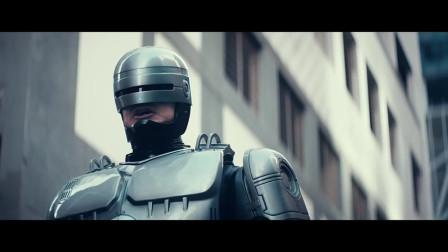 一分钟创意广告—机械战警