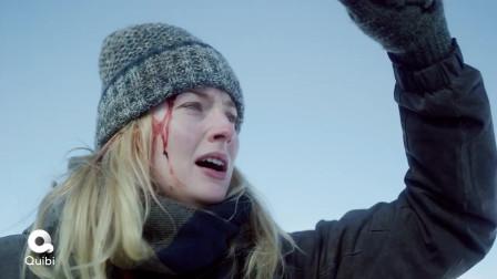 《幸存》预告片美女与狼的斗争