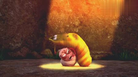 搞笑动画:人类开始报复虫子,看来这下虫虫们