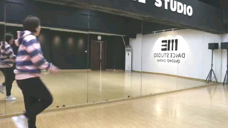 罗志祥孤独探戈探戈舞蹈教学 青岛爵士舞ME舞蹈室