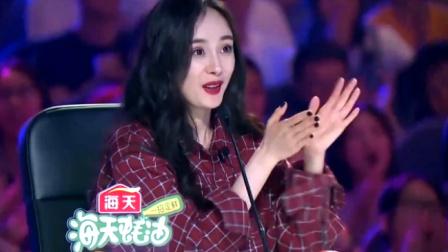 """达人秀:情侣表演""""超甜蜜""""钢管舞,尺度太大"""