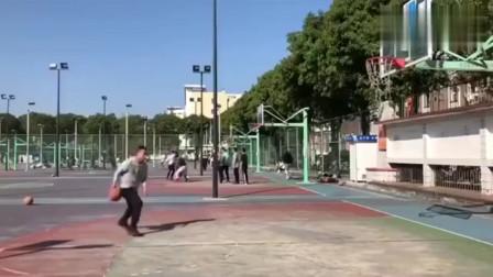 这球到底走步没走步民间篮球走步争议集锦