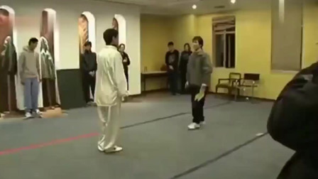 霸道形意拳,看古传形意拳的实战练法