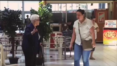 国外街头恶搞 搞笑视频集锦1