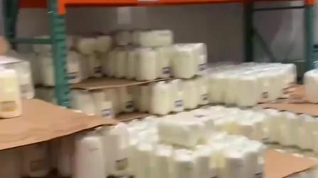 美国的朋友发的视频,记录下了美国现在的物价!