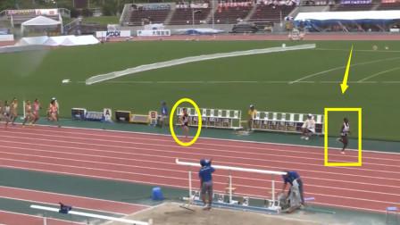 800米最失败的例子?前500米女飞人一路冲刺,结果最后却让她尴尬了
