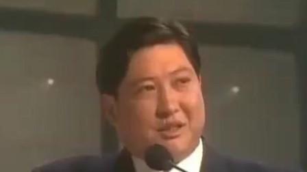 颁奖典礼:洪金宝为王杰等歌手颁奖!洪大哥也