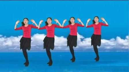 气质美女广场舞《特别的爱给特别的你》DJ舞曲老