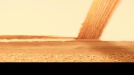 星际传奇1:星空景色很美但很危险,美女紧张的