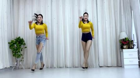 气质美女广场舞《真爱禁区DJ》热情活力动感舞蹈