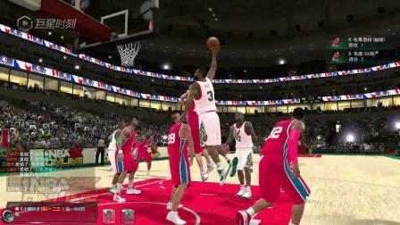 NBA2KOL爆扣,空接集锦