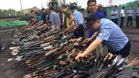 民警接到匿名举报 男子非法持有枪支 并团伙捕杀野生动物