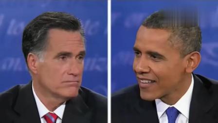 小伙恶搞奥巴马,最近奥巴马真的是要出道的节
