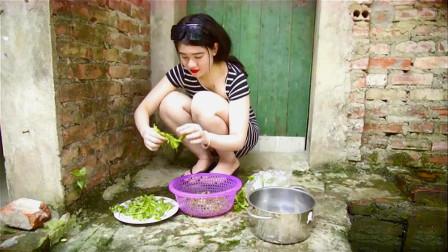 见识下缅甸女人的真实生活,看看眼前这一幕,