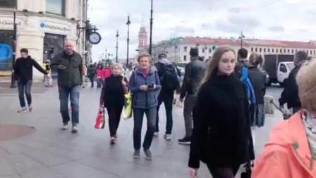 都说俄罗斯20岁之前无丑女,真是这样吗?圣彼得