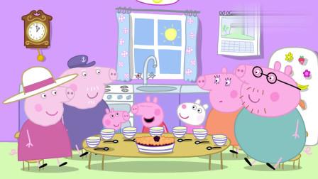 小猪佩奇:佩奇如话痨,吐槽老妈糗事,而且一