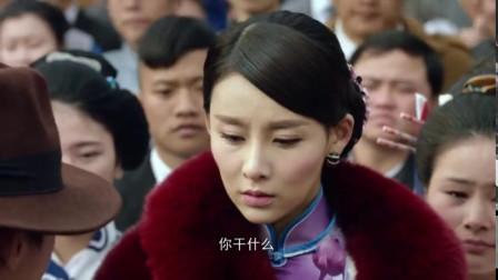 八方传奇:日军亲王发表讲话,张少爷看到美女