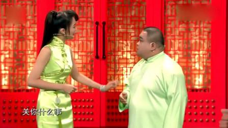 相声有新人:美女相声演员姬天语,指导刘喆走