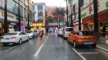 街拍均安,都说是顺德最差的镇,大家看看和全