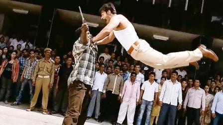 印度电影 阿贾耶的国语版《雄狮》