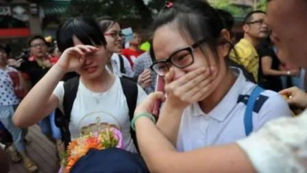 吉林高三学生含泪离校,高喊励志口号,网友:催泪!