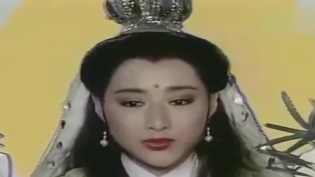 新白娘子传奇 观音大师也来唱歌 这歌喉跟白素贞有一拼 厉害