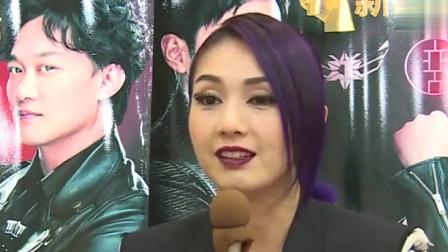 杨千桦说着说着就唱起了歌 陈奕迅说 你是《新白娘子传奇》剧组里跑出来的吗