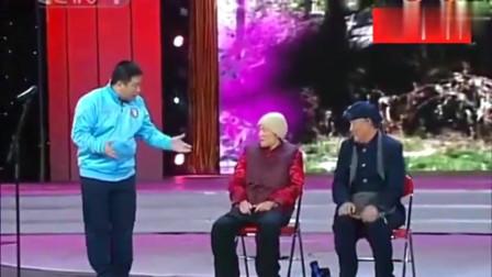 赵本山宋丹丹经典小品 当年默默无名的主持人现在爆红