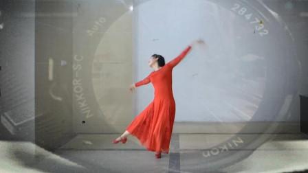 雍城广场舞《光阴的故事》现代舞 背面及口令教学