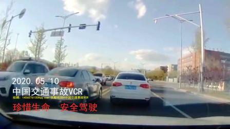 2010.05.10中国交通事故VCR