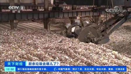 厨余垃圾去哪儿了 记者探访北京阿苏卫垃圾综合处理厂
